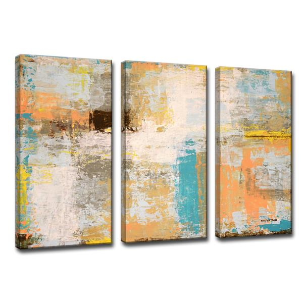 Ready2HangArt Promise Me Canvas Wall Décor Set - 60-in - 3 Pcs