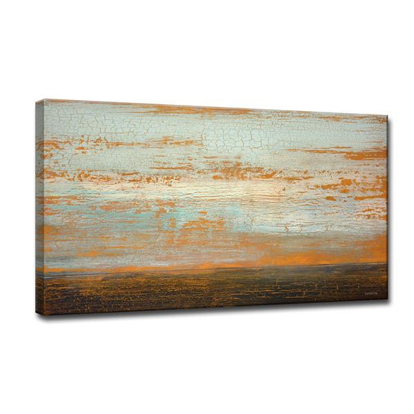 Ready2HangArt Desert Flats Canvas Wall Décor - 48-in x 24-in