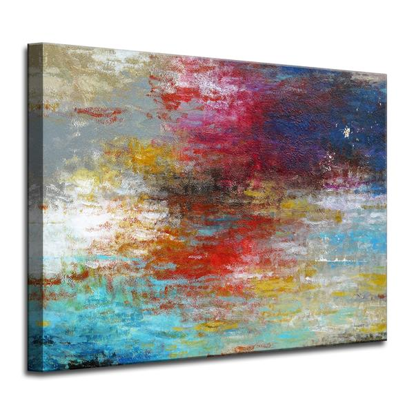 Ready2HangArt Strange Currents Canvas Wall Décor - 40-in x 30-in