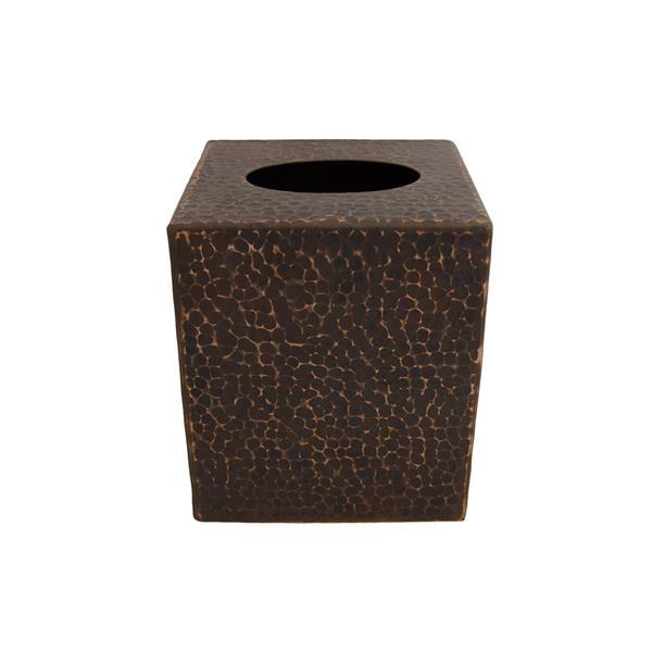 Premier Copper Products Copper Tissue Box Cover