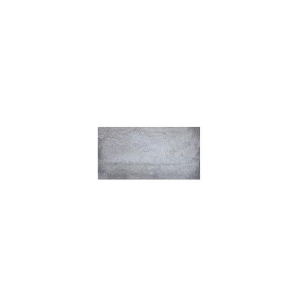 "Ceratec Iris Quayside Subway Wall Tile - 4"" x 8"" - Ceramic - Gray - 32 pcs"