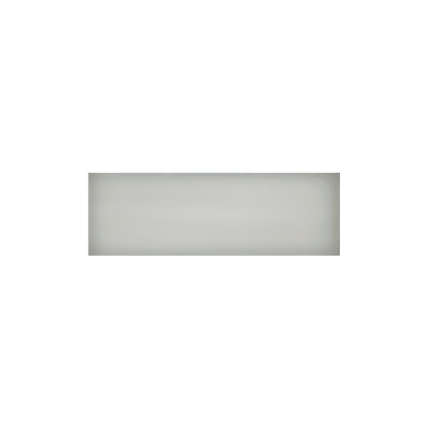 """Ceratec Iris Slide Floor Subway Tile - 4"""" x 12"""" - Ceramic - Gray - 34 pcs"""
