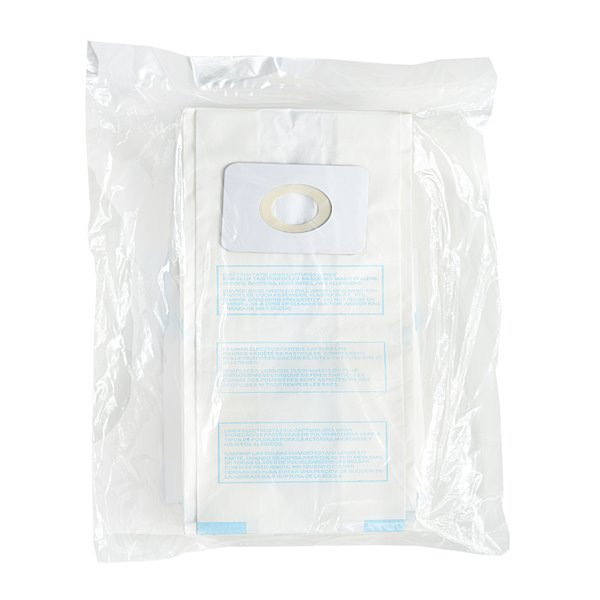 FilterPower(TM)Replacement Bags Panasonic U, U3 &U6  - 10 PK