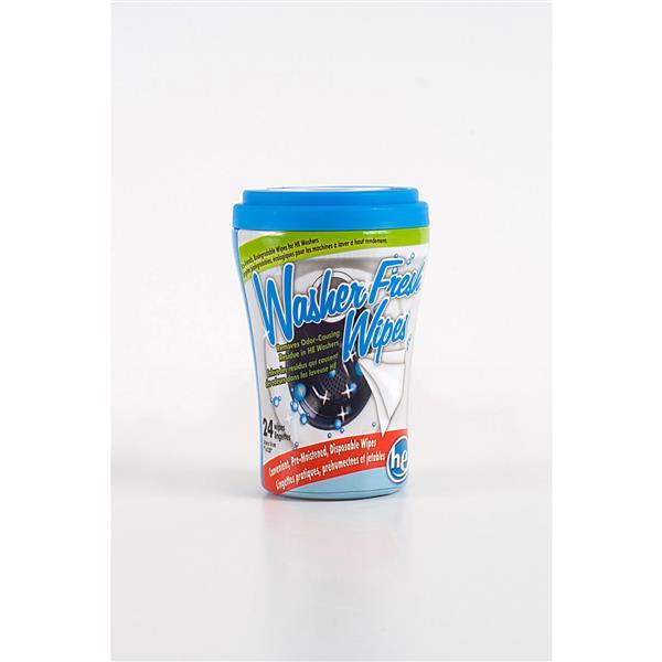 WasherFresh(TM) HE Washing Machine Wipes - 2-Pack