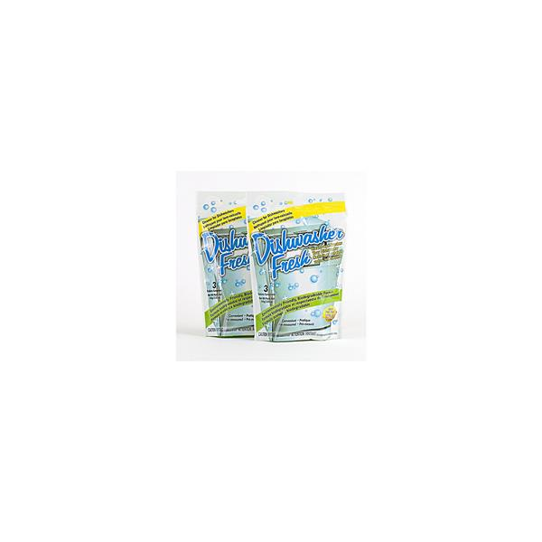 Fresh Productz DishwasherFresh™ Dishwasher Cleaner & Refresher - 2-Pack