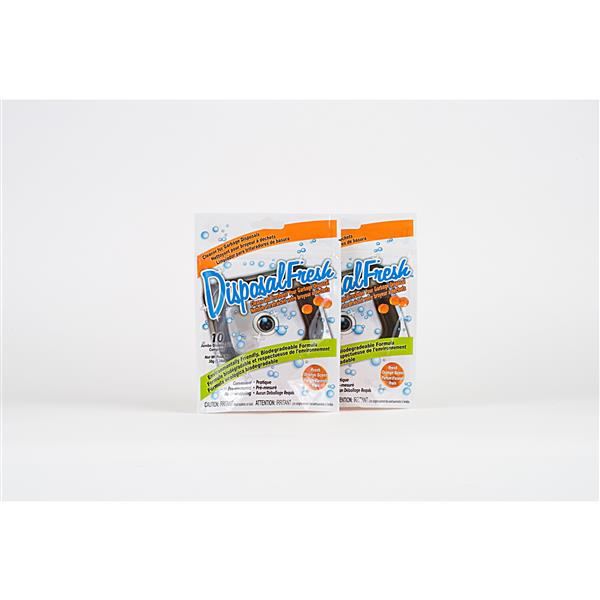 Fresh Productz DisposalFresh™Garbage Disposal Cleaner & Refresher-2-Pack