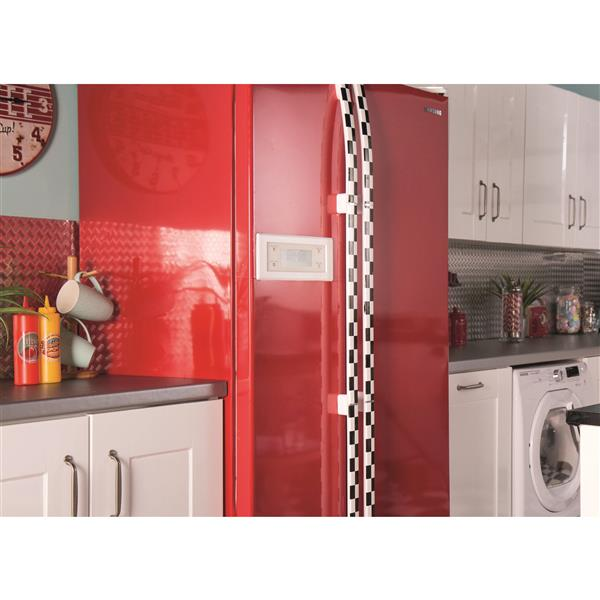 DC Fix Self Adhesive Film - 26-in x 78-in - Red