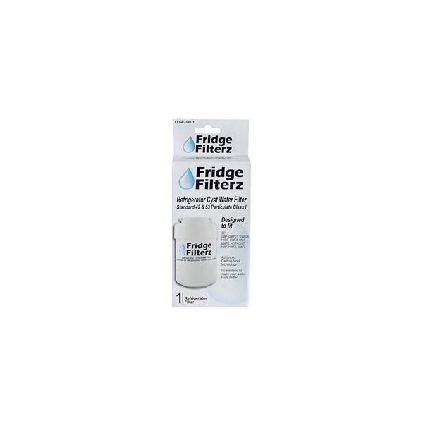 FridgeFilterz Refrigerator Water Filter for GE