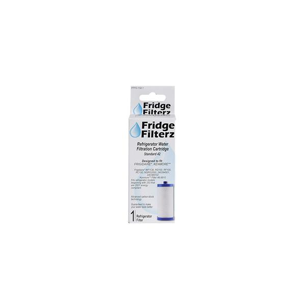 FridgeFilterz Refrigerator Water Filter for Frigidaire & Kenmore