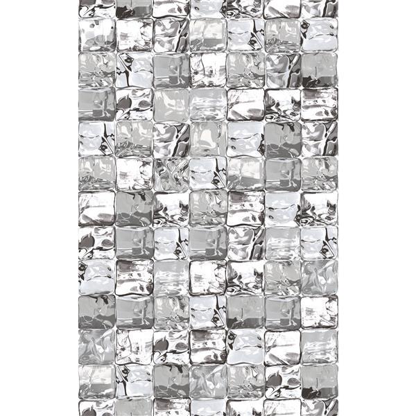 DC Fix Static Window Film - 17-in x 59-in - Grey