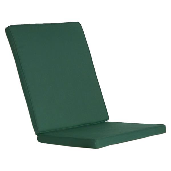 All Things Cedar Folding Chair Cushion - Green