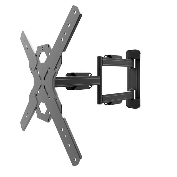 Kanto PS300 Full Motion Mount for 26 to 60-in TVs - Black
