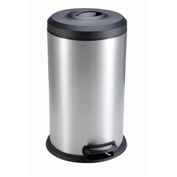 Step N' Sort Compacting Trash Can, 40 L