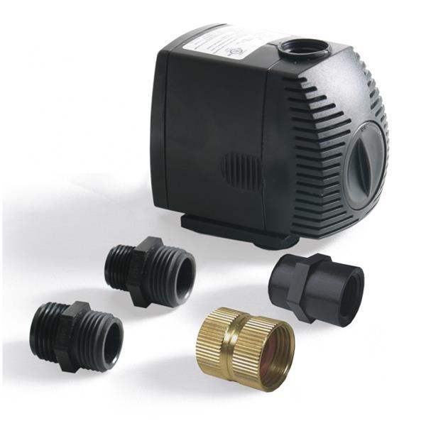 Algreen Rain Barrel Pump Upgrade Kit - 500 gal./h