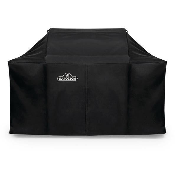 Napoleon 605 Charcoal Professional Grill Cover - Black