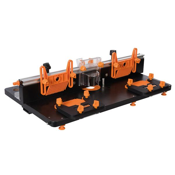 Triton Tools Router Table Module - 28-in - MDF - Orange/Black