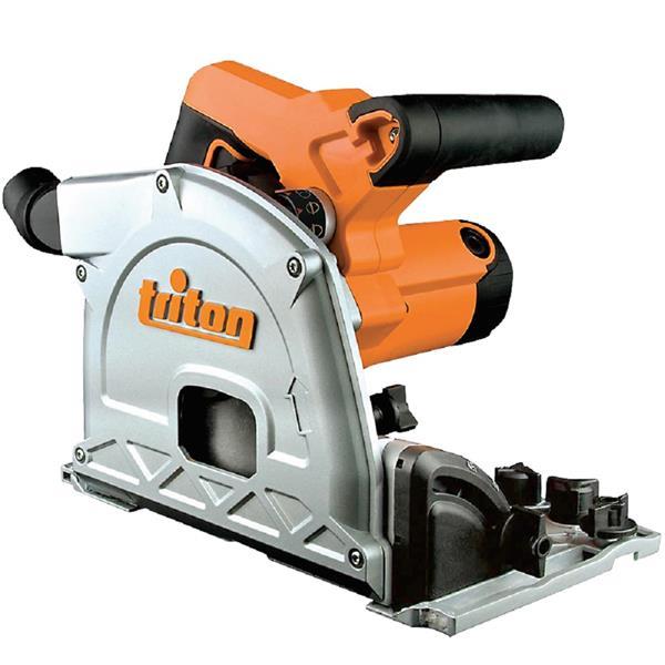 Triton Tools Plunge Track Saw - 54 mm - 1400 W