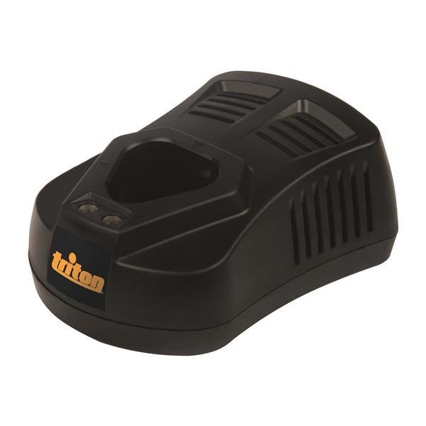 Chargeur rapide pour série T12, 12 V, noir