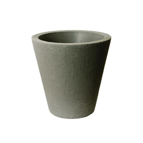 "Algreen Products Olympus Self-Watering Planter - 20.5"" x 20"" - Taupe"