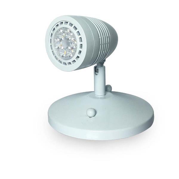SmartRay LED Emergency Light - 1 Head - White