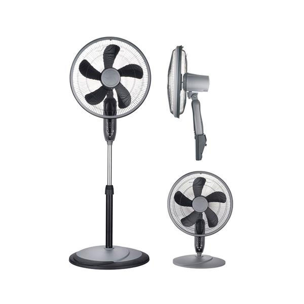 Ecohouzng Oscillating Portable Pedestal Fan - 16 inch