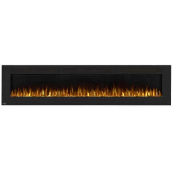 Napoleon Wall Mount Electric Fireplace - 5000 BTU - 1500 W - 100-in