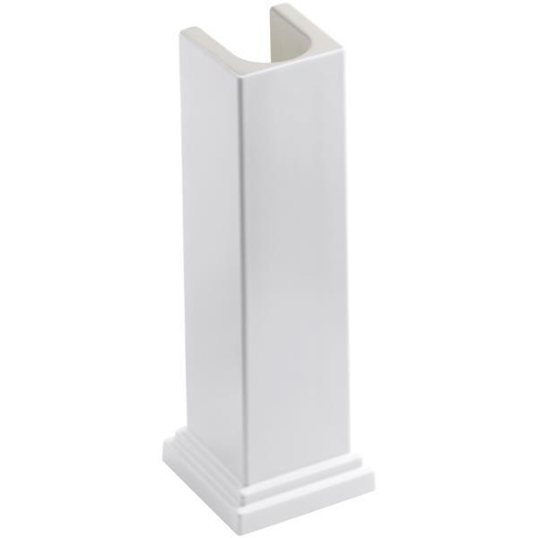 KOHLER Tresham Pedestal - 11-in x 28-in - Vitreous China - White