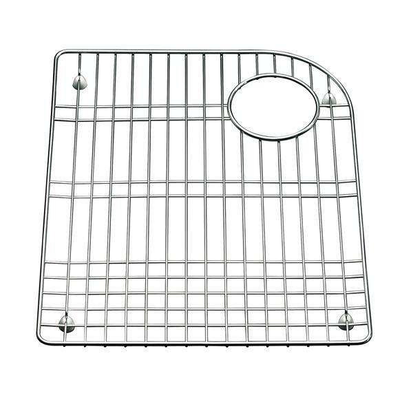 KOHLER Sink Rack - 17.6-in - Stainless steel
