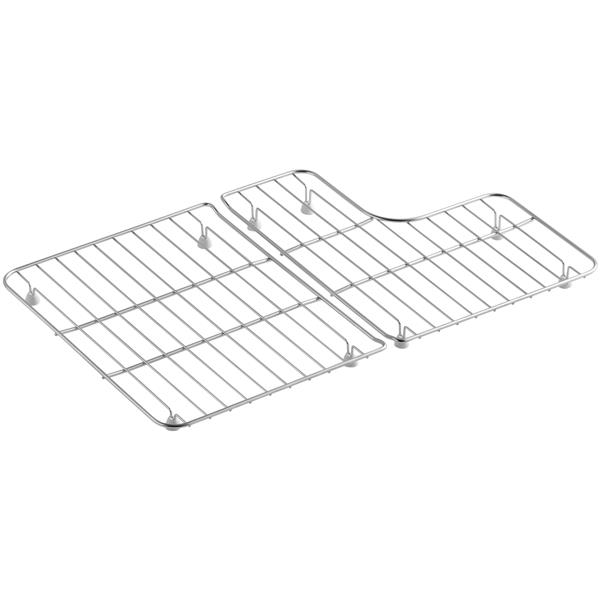 KOHLER Sink Rack - 22.5-in - Stainless steel