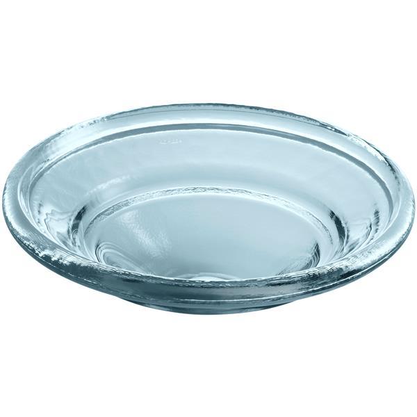 KOHLER Spun Glass Drop-in Sink - 17.5-in x 6-in - Glass - Clear