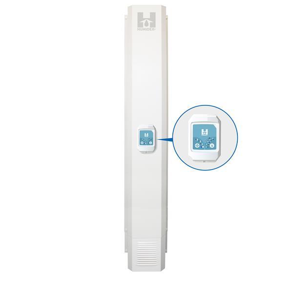 Système de ventilation ClariTech pour sous-sol numérique