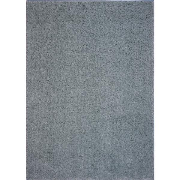 La Dole Rugs®  Candy Area Rug - 7.8' x 10.4' - Polypropylene - Aqua/Green