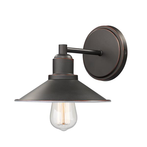 Z-Lite Casa Contemporary 1-Light Vanity Light - Bronze