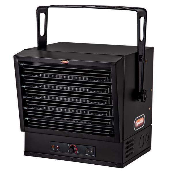 Radiateur de garage Dyna-Glo, 240 V et 10000 W, 1000 pi.c