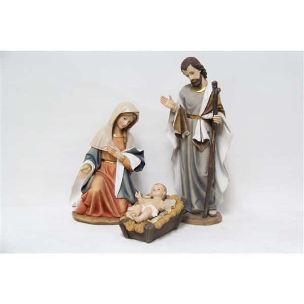 Statue de la nativité, ensemble de 3 pièces