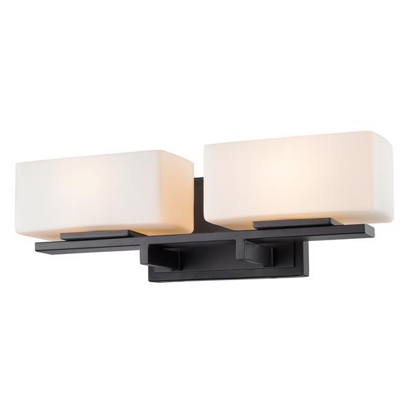 Z-Lite Kaleb 2-Light Vanity Light - Bronze