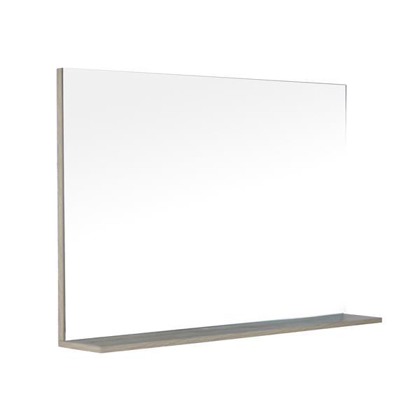 "Miroir de meuble-lavabo/tablette «Modo David», 48"", urbain"