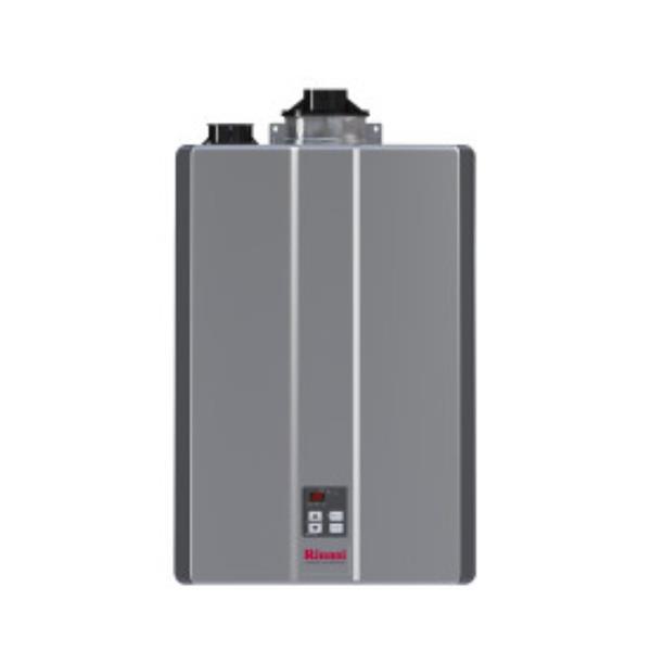 Rinnai Chauffe-eau sans réservoir, propane, 8 GPM - 160k BTU