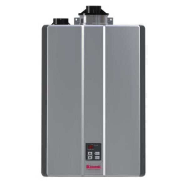 Rinnai Tankless Water Heater - Propane - 11 GPM - 199k BTUs