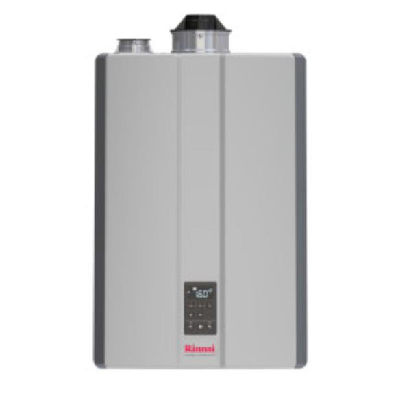 Rinnai Natural Gas or Propane Boiler - 120k BTUs