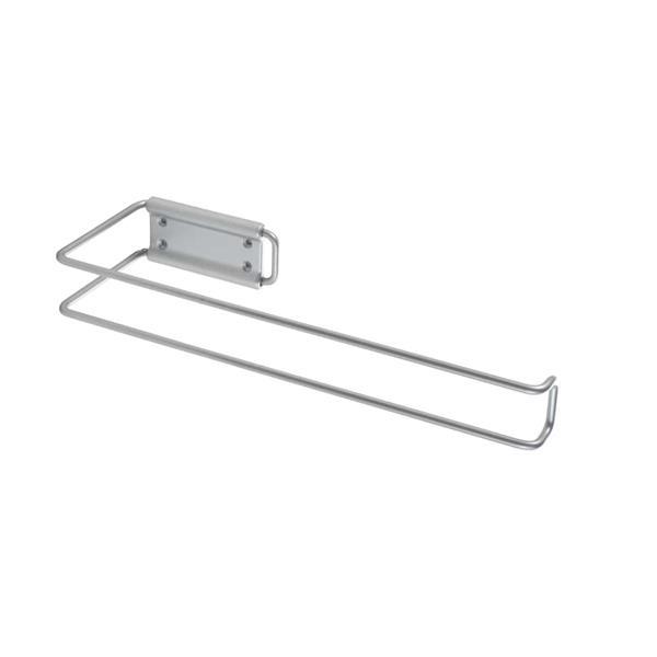 Support à essuie-tout Multi Roll de Metaltex, gris