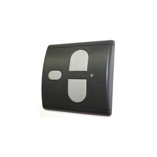 Sommer Evo Somtouch Wireless Wall Button For Garage Door Opener White 922mhz S11099 00001 Reno Depot