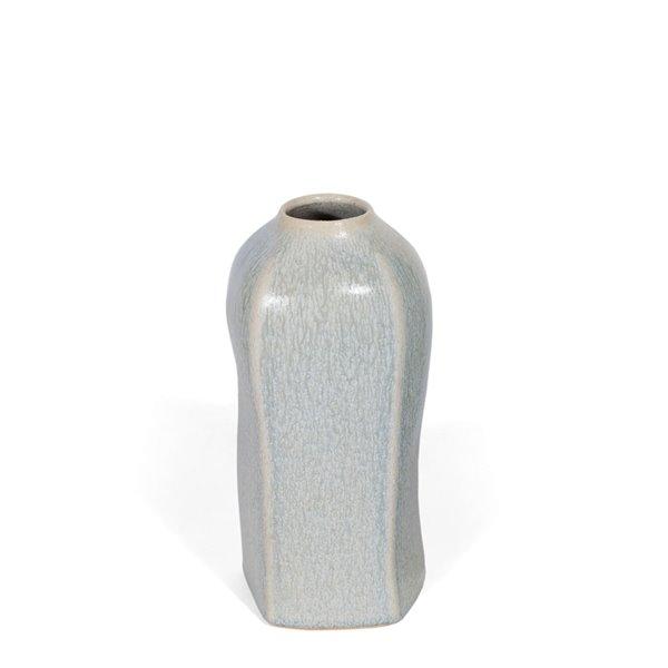 Gild Design house Orwin Ceramic  Decorative Table Vase -  13-in