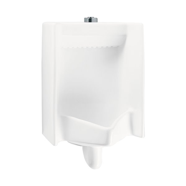 TOTO Commercial Urinal with Top Spud - Cotton White