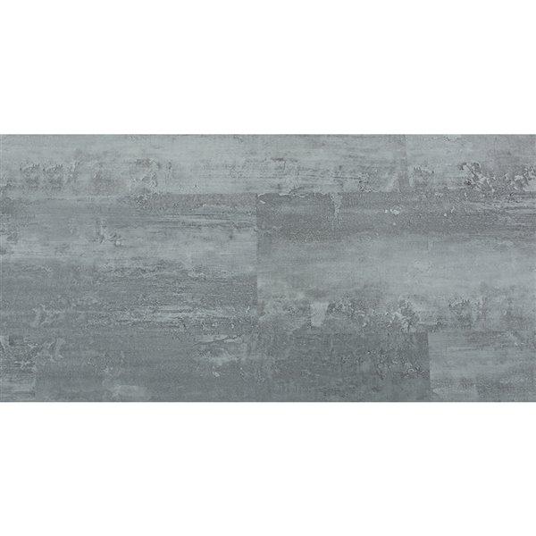 Mono Serra Vinyl Tile SPC Concrete Dark Gray 4.2 mm - 28 sq. ft / case