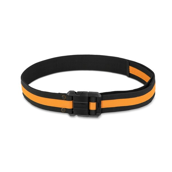 TOUGHBUILT Work Belt - 32-in to 48-in - Black