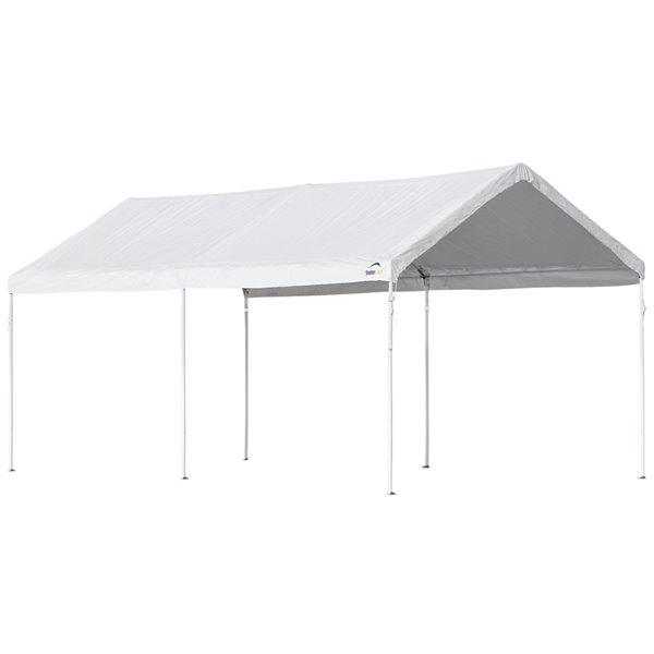 Shelterlogic Accelaframe Quick Assembly Canopy 10 X 20 Ft 25949 Reno Depot