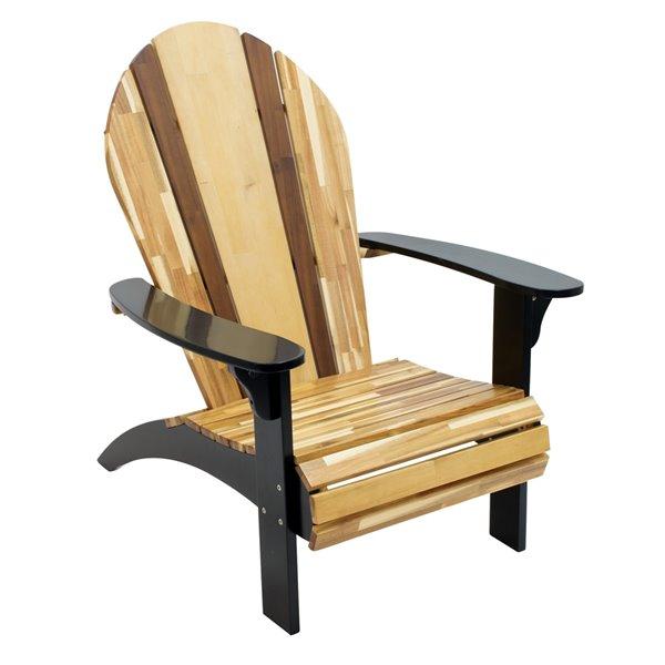 RIO Innovations Woody Surf Adirondack Chair