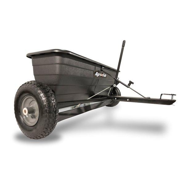 Agri-Fab 175 lb Tow Drop Spreader