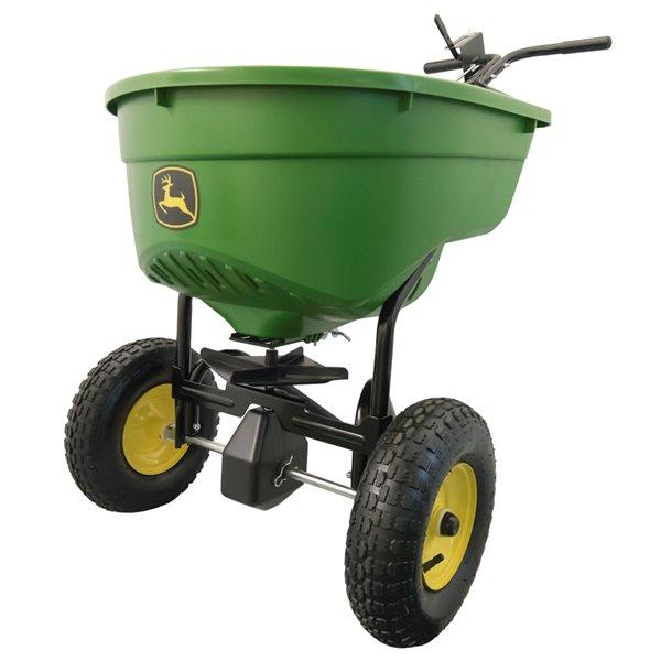 John Deere 130 lb Push Spreader